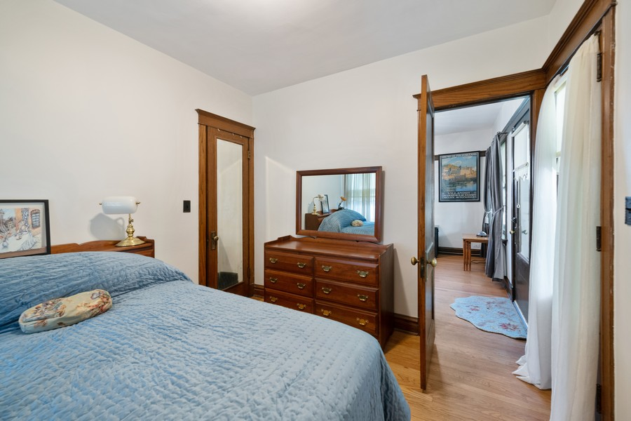 Real Estate Photography - 6442 Fairfield Ave, Berwyn, IL, 60402 - 2nd Bedroom