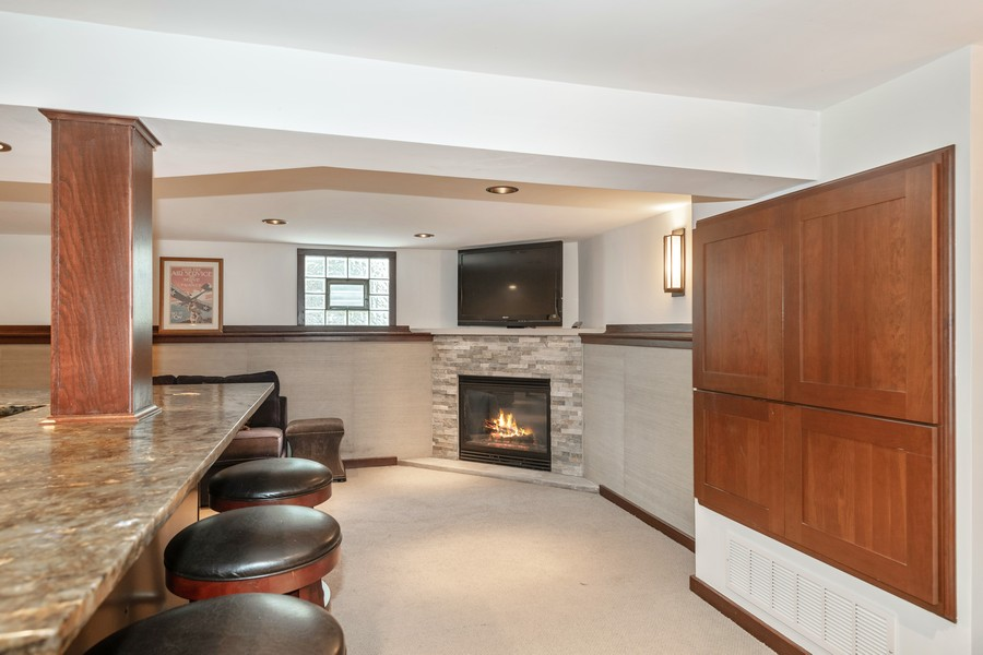 Real Estate Photography - 6442 Fairfield Ave, Berwyn, IL, 60402 - Basement