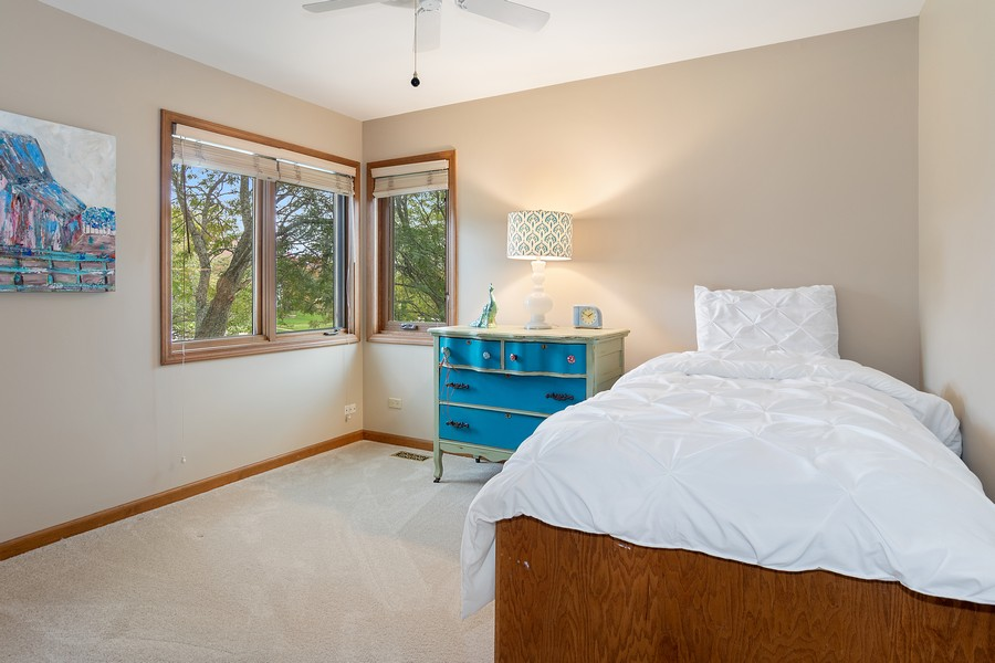 Real Estate Photography - 800 Lund Ln, Batavia, IL, 60510 - 3rd Bedroom