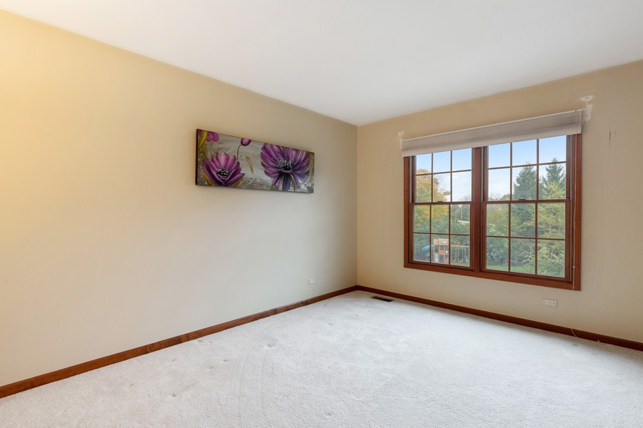 Real Estate Photography - 8N431 Sunny Hill Cir, Campton Hills, IL, 60124 - 3rd Bedroom