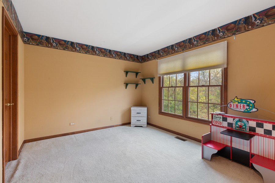 Real Estate Photography - 8N431 Sunny Hill Cir, Campton Hills, IL, 60124 - 4th Bedroom