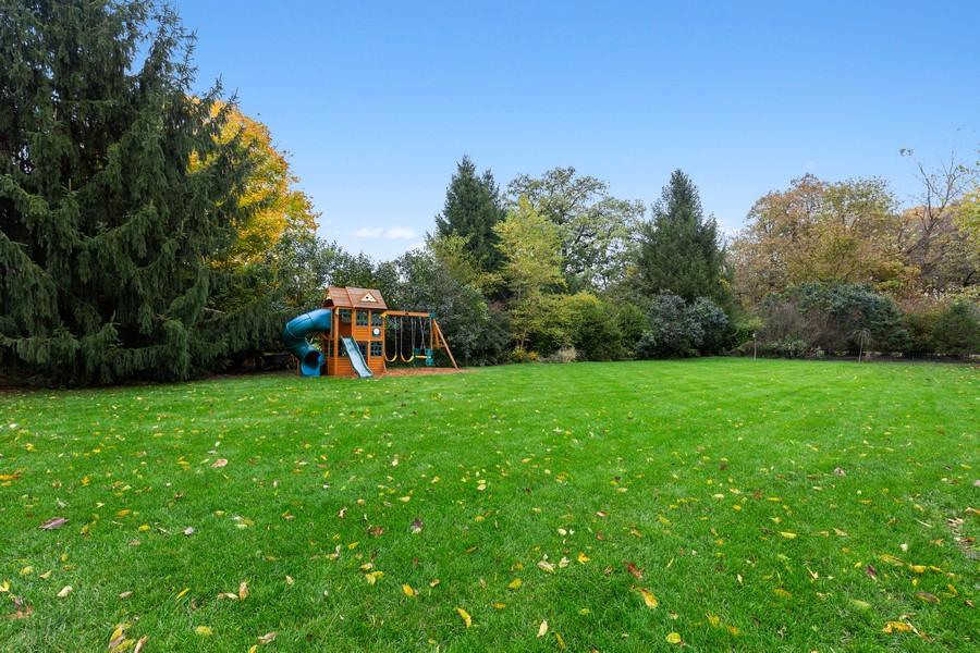 Real Estate Photography - 8N431 Sunny Hill Cir, Campton Hills, IL, 60124 - Back Yard