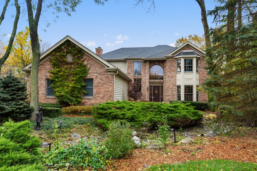 Real Estate Photography - 8N431 Sunny Hill Cir, Campton Hills, IL, 60124 - Front View