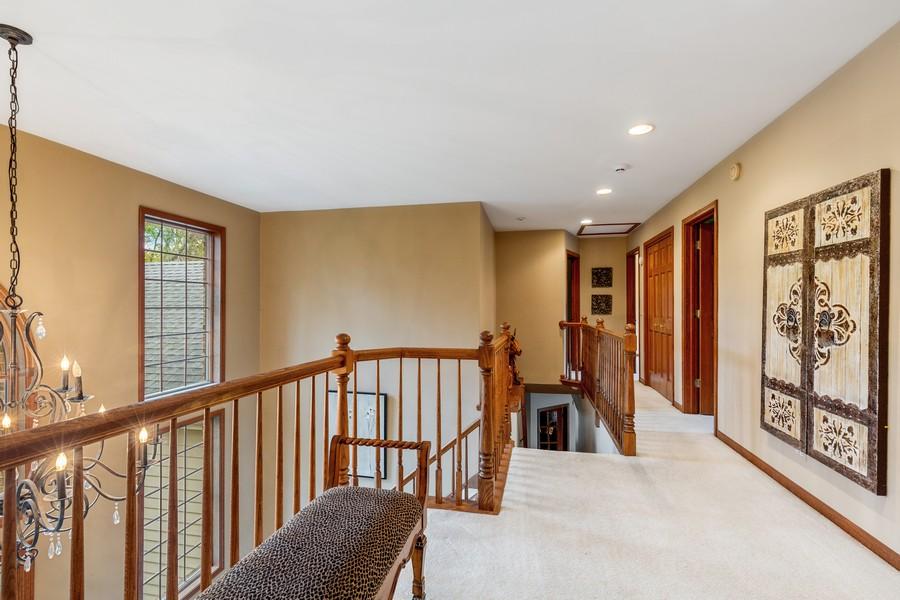 Real Estate Photography - 8N431 Sunny Hill Cir, Campton Hills, IL, 60124 - Hallway