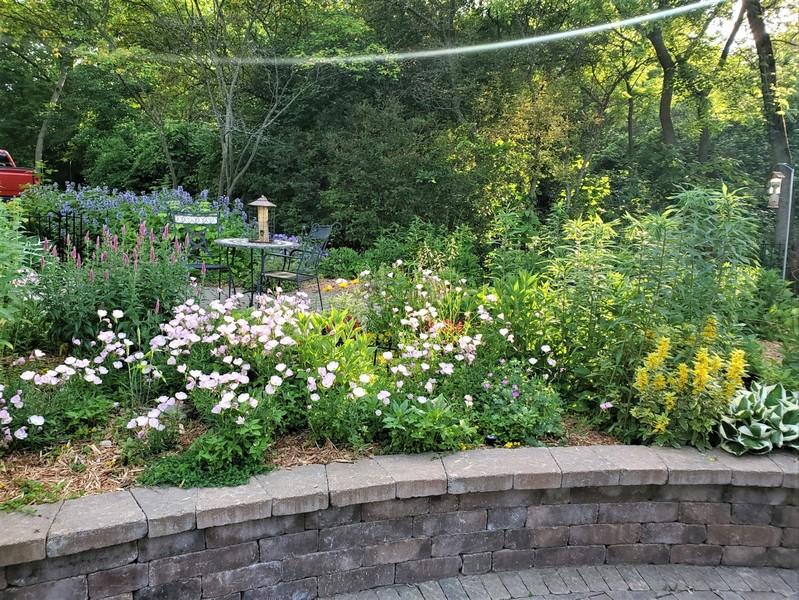 Real Estate Photography - 8N431 Sunny Hill Cir, Campton Hills, IL, 60124 - Summer Gardens