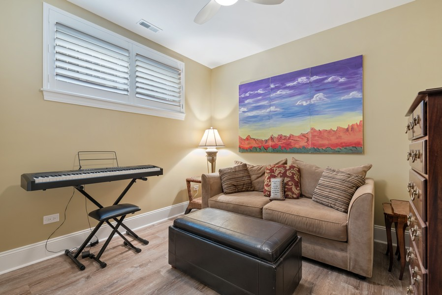 Real Estate Photography - 1668 West Olive Ave, Chicago, IL, 60660 - 5th Bedroom