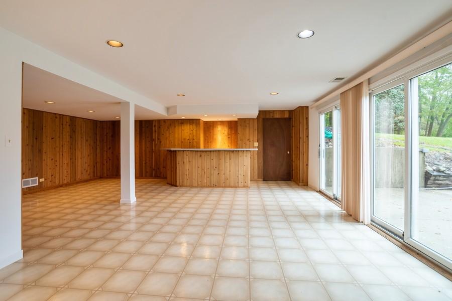 Real Estate Photography - 157M Helm Rd, Barrington Hills, IL, 60010 - Basement