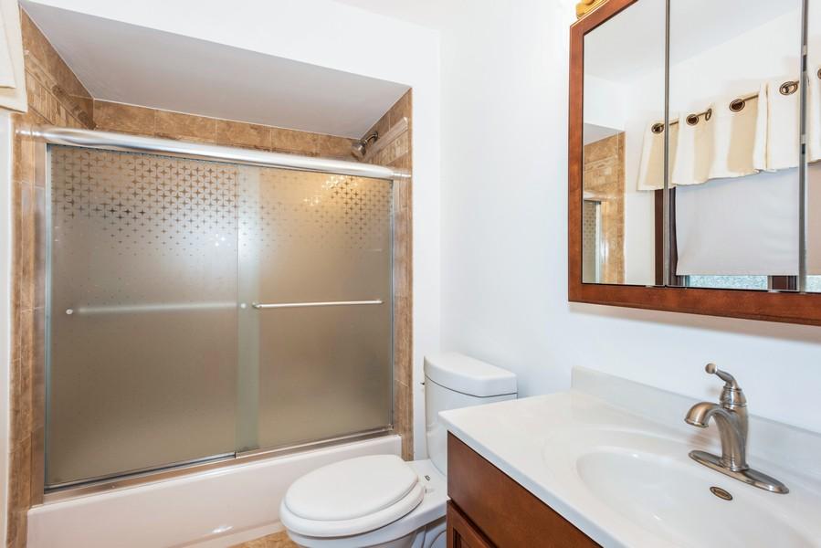 Real Estate Photography - 108 Jodi Ln, Bartlett, IL, 60103 - Master Bathroom