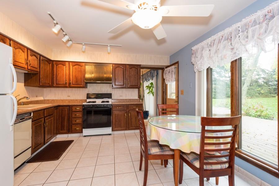 Real Estate Photography - 108 Jodi Ln, Bartlett, IL, 60103 - Kitchen