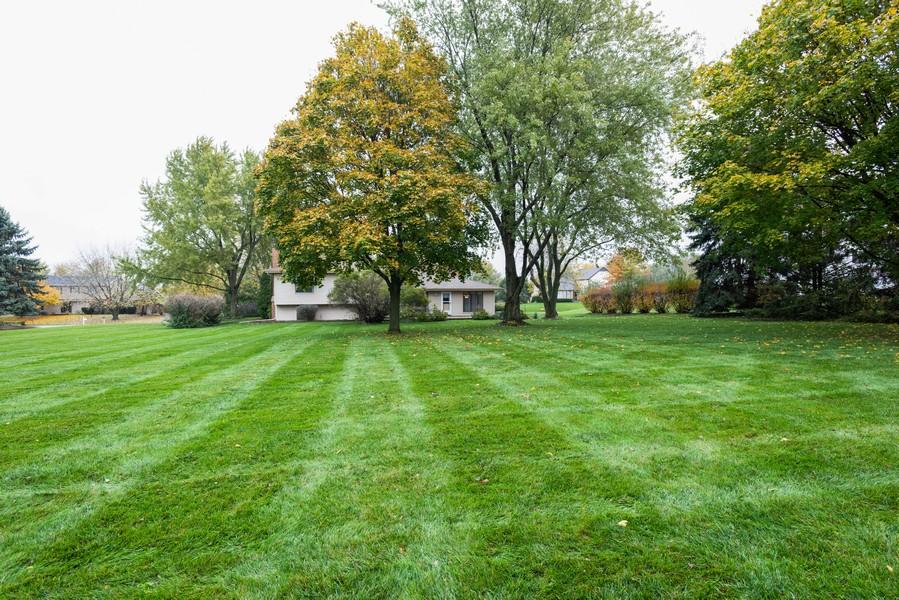 Real Estate Photography - 108 Jodi Ln, Bartlett, IL, 60103 - Rear View