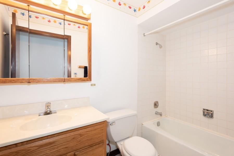 Real Estate Photography - 108 Jodi Ln, Bartlett, IL, 60103 - Bathroom