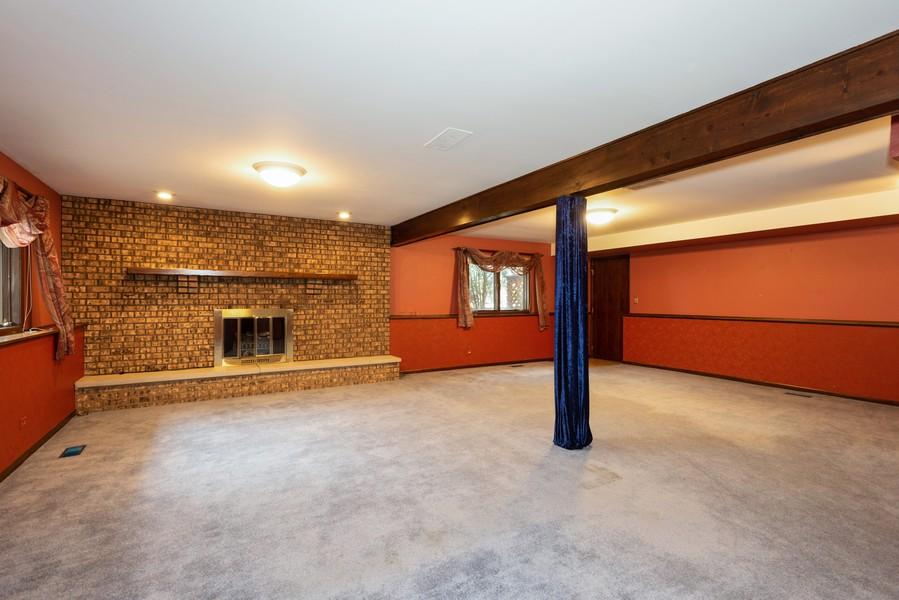 Real Estate Photography - 108 Jodi Ln, Bartlett, IL, 60103 - Play / Recreational Room