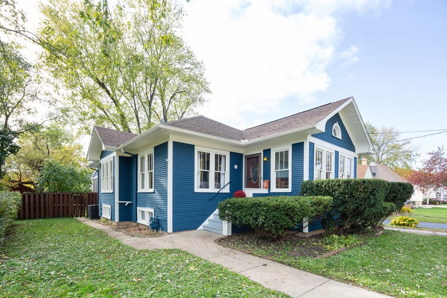 Real Estate Photography - 381 Douglas Ave, Crystal Lake, IL, 60014 - Front View
