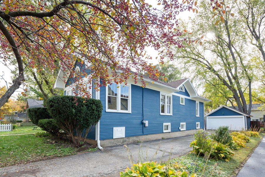 Real Estate Photography - 381 Douglas Ave, Crystal Lake, IL, 60014 - Side View
