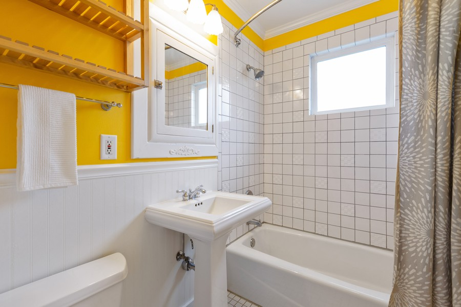 Real Estate Photography - 381 Douglas Ave, Crystal Lake, IL, 60014 - Bathroom