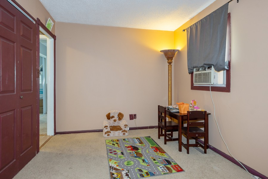 Real Estate Photography - 1501 Boston Ave, Joliet, IL, 60435 - Bedroom