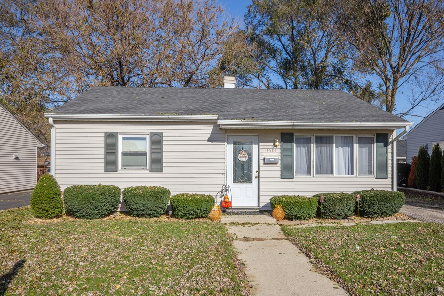 Real Estate Photography - 1501 Boston Ave, Joliet, IL, 60435 - Front View