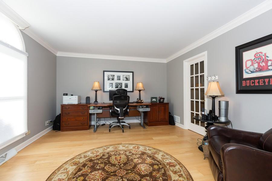 Real Estate Photography - 1015 Revere Ct, Naperville, IL, 60540 - Den