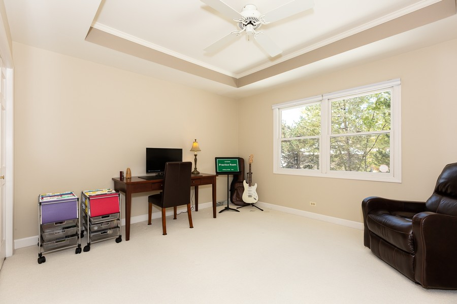Real Estate Photography - 1015 Revere Ct, Naperville, IL, 60540 - Bedroom