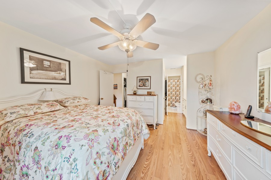 Real Estate Photography - 1731 Harrow Ct, D, Wheaton, IL, 60189 - Master Bedroom