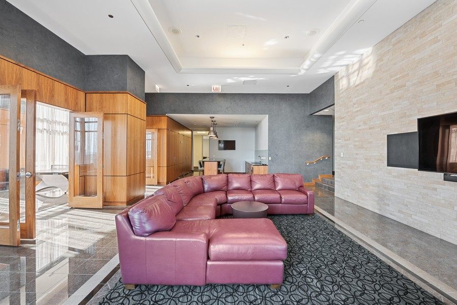 Real Estate Photography - 420 East Waterside Dr, 1403, Chicago, IL, 60601 -