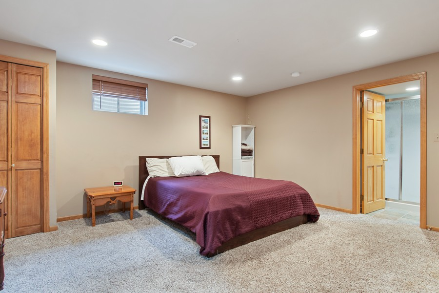 Real Estate Photography - 2611 Partlow Dr, Naperville, IL, 60564 - 5th Bedroom