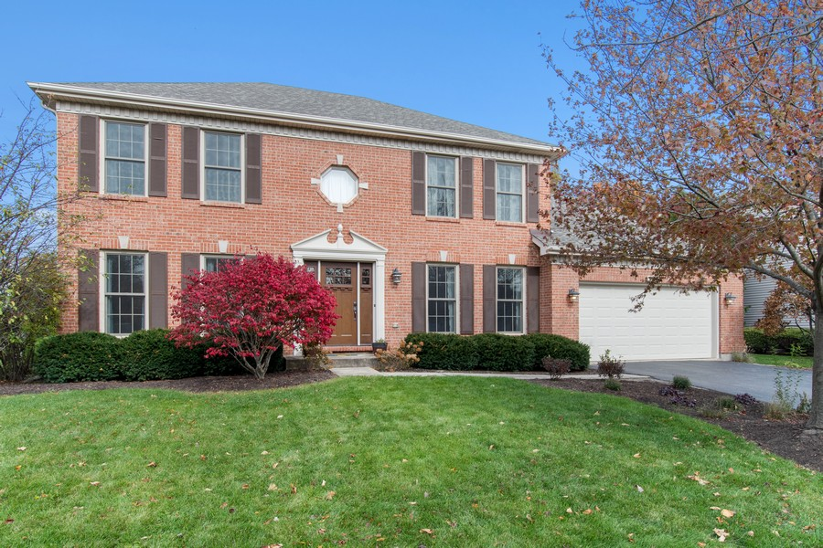 Real Estate Photography - 2611 Partlow Dr, Naperville, IL, 60564 - Front View