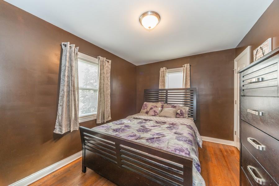 Real Estate Photography - 3124 Dora St, Franklin Park, IL, 60131 - Master Bedroom