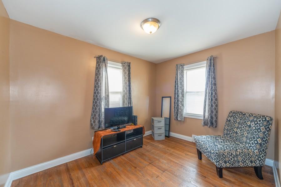Real Estate Photography - 3124 Dora St, Franklin Park, IL, 60131 - Bedroom