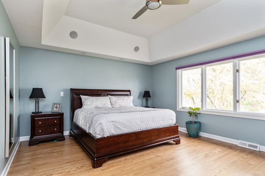 Real Estate Photography - 1165 Ancient Oaks Ct, Bartlett, IL, 60103 - Master Bedroom