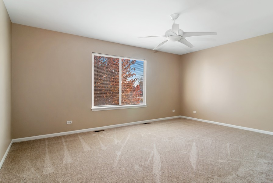 Real Estate Photography - 1884 Royal Ln, Aurora, IL, 60503 - Master Bedroom