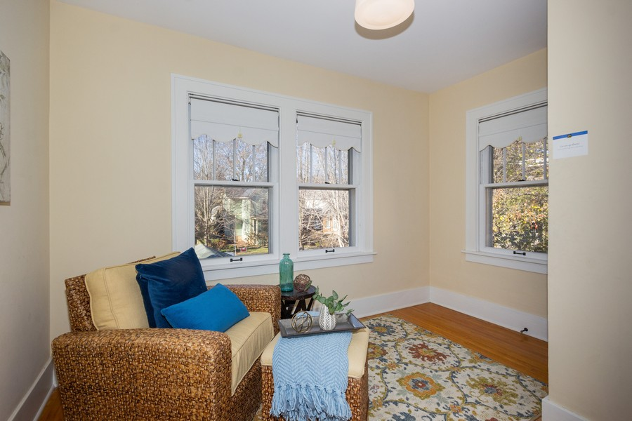 Real Estate Photography - 16 South Wright St, Naperville, IL, 60540 - 3rd Bedroom