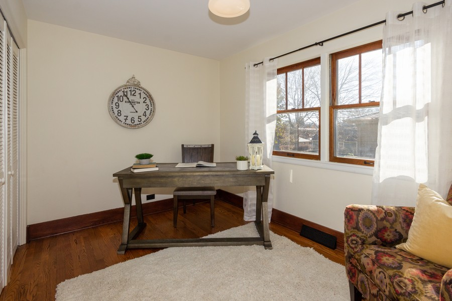 Real Estate Photography - 16 South Wright St, Naperville, IL, 60540 - 5th Bedroom