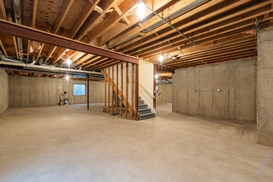 Real Estate Photography - 1917 Westleigh Dr, Glenview, IL, 60025 - Basement