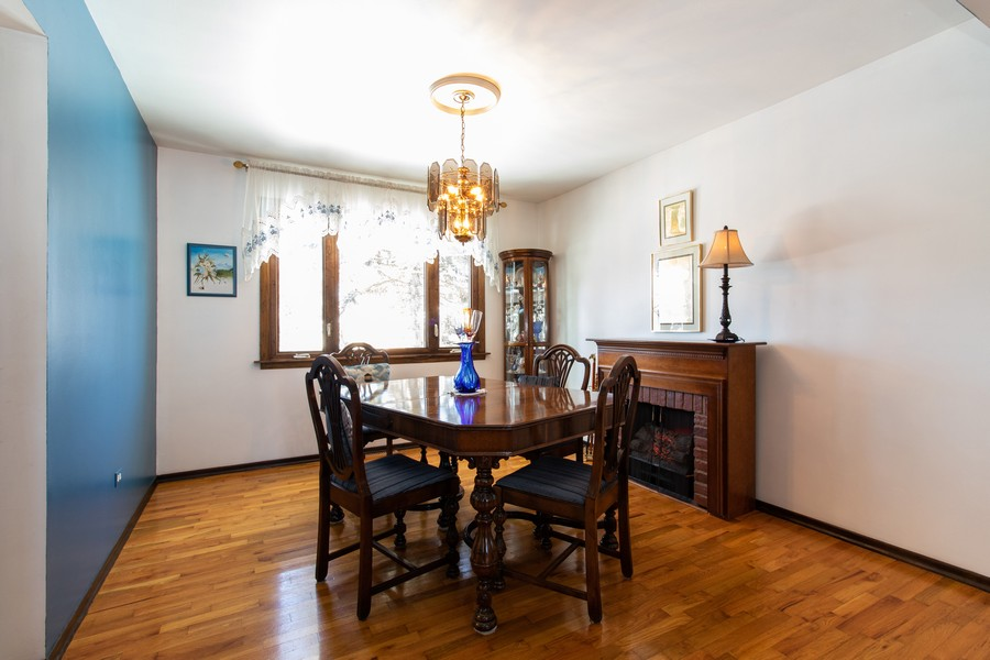 Real Estate Photography - 13572 South 85Th Ave, Orland Park, IL, 60462 - Dining Room