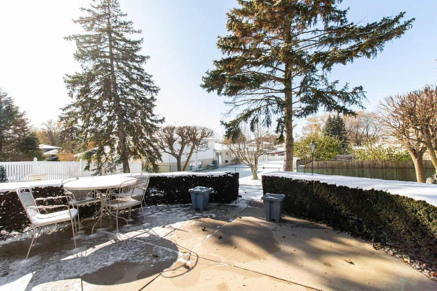 Real Estate Photography - 13572 South 85Th Ave, Orland Park, IL, 60462 - Back Yard