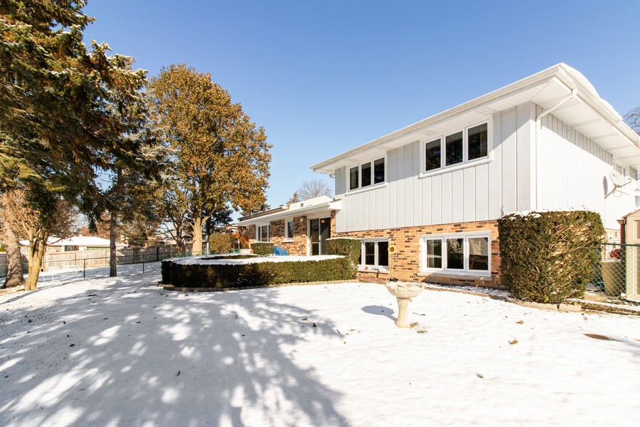 Real Estate Photography - 13572 South 85Th Ave, Orland Park, IL, 60462 - Rear View