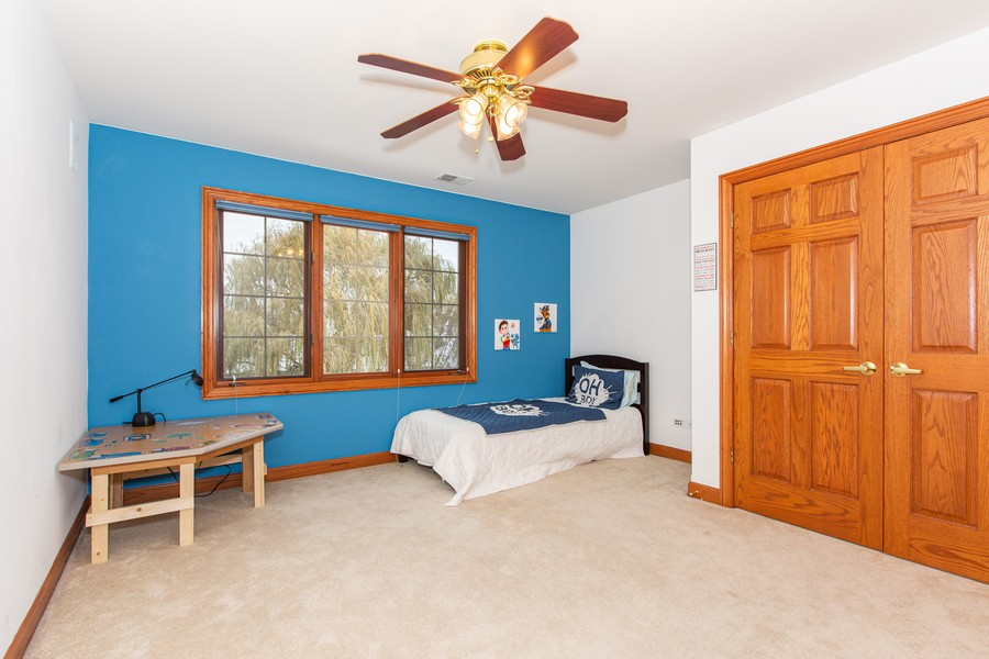 Real Estate Photography - 416 Shadow Creek Dr, Palos Heights, IL, 60463 - 2nd Bedroom