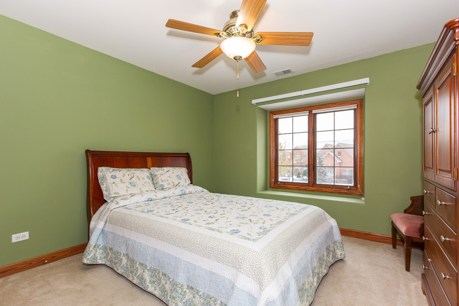 Real Estate Photography - 416 Shadow Creek Dr, Palos Heights, IL, 60463 - 3rd Bedroom