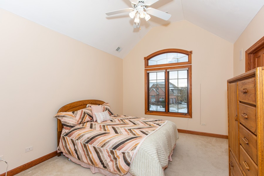 Real Estate Photography - 416 Shadow Creek Dr, Palos Heights, IL, 60463 - Bedroom