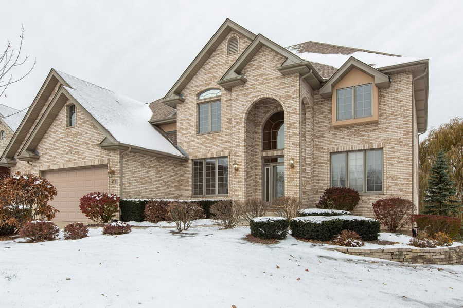 Real Estate Photography - 416 Shadow Creek Dr, Palos Heights, IL, 60463 - Front View