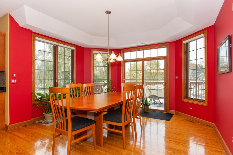 Real Estate Photography - 416 Shadow Creek Dr, Palos Heights, IL, 60463 - Breakfast Area