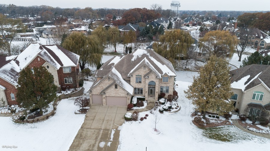 Real Estate Photography - 416 Shadow Creek Dr, Palos Heights, IL, 60463 -