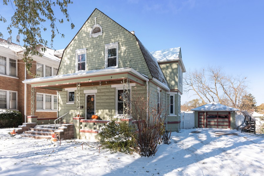 Real Estate Photography - 516 South St, Elgin, IL, 60123 - Front View