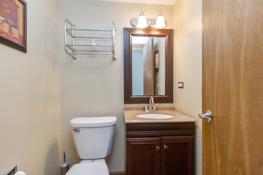 Real Estate Photography - 9222 Whitehall Ln, Orland Park, IL, 60462 - Bathroom