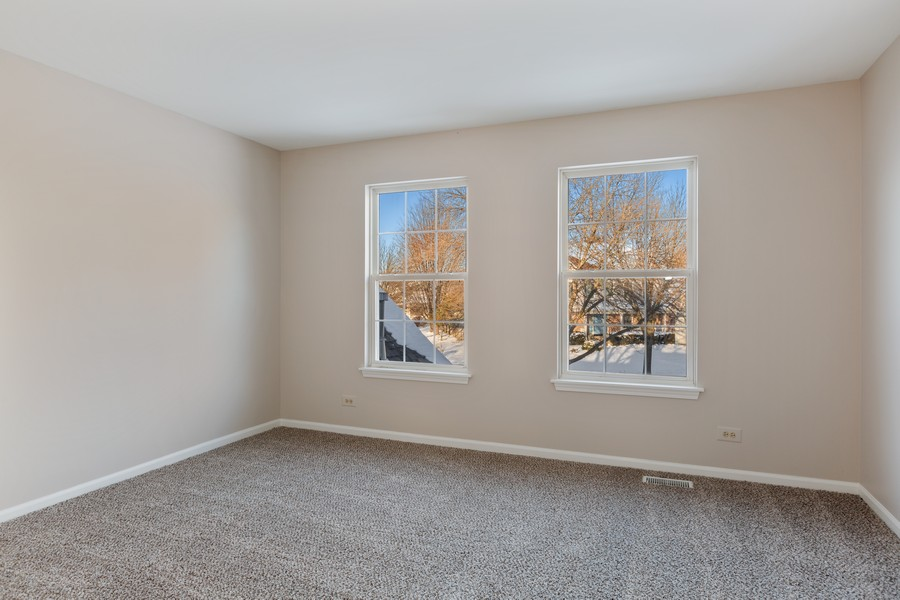 Real Estate Photography - 191 Wellington Ct, Grayslake, IL, 60030 - 2nd Bedroom