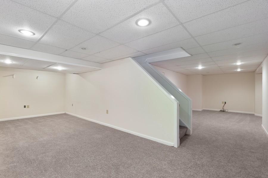 Real Estate Photography - 191 Wellington Ct, Grayslake, IL, 60030 - Basement