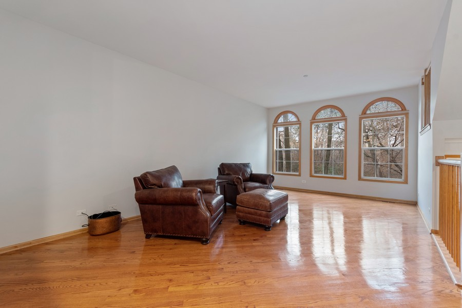 Real Estate Photography - 757 Prescott Ct, Naperville, IL, 60563 - Living Room