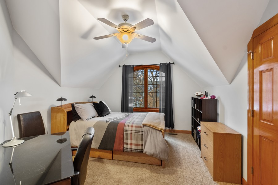 Real Estate Photography - 7004 North Mcalpin Ave, Chicago, IL, 60646 - 2nd Bedroom