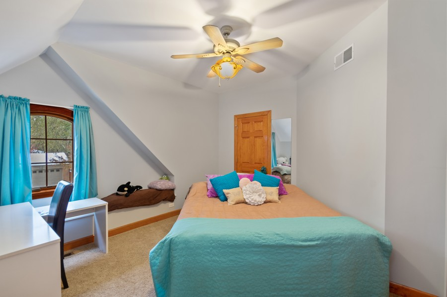 Real Estate Photography - 7004 North Mcalpin Ave, Chicago, IL, 60646 - 3rd Bedroom